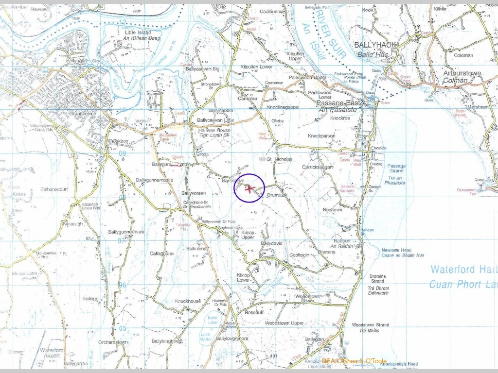 S641 area map red