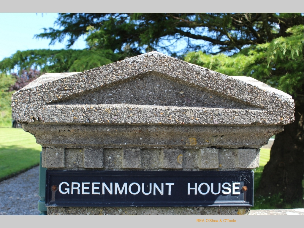 Greenmount House